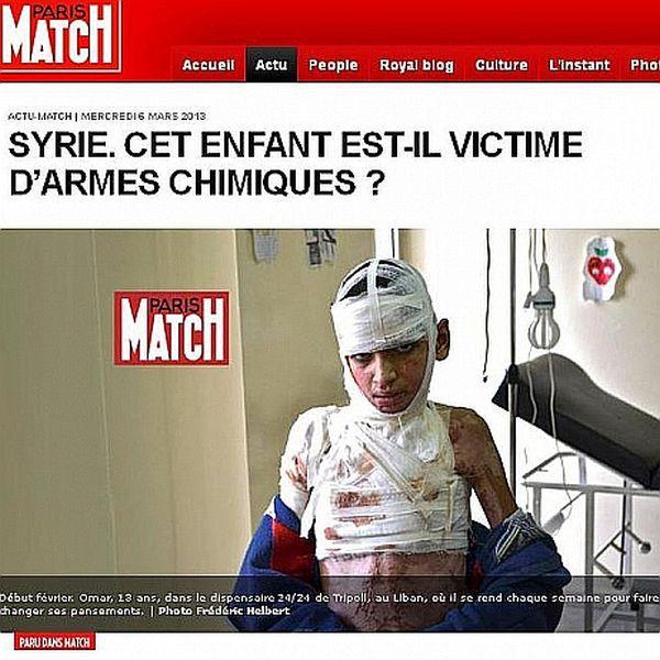 シリア軍はVXガス兵器を使用? シリア : 北の国から猫と二人で想う事 ...