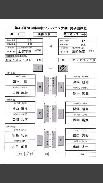 中学校 ホームページ 清明 十王中学校