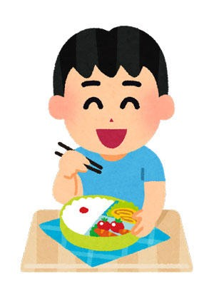 かーちゃん「お弁当(半分くらい冷凍食品)作ったよー!」 小学生僕「わーい!」