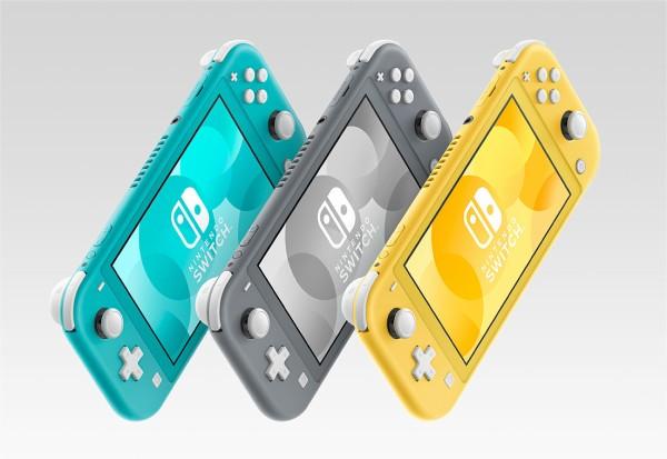 【画像】任天堂、携帯専用「Nintendo Switch Lite」発表!9月20日発売wwwwwww