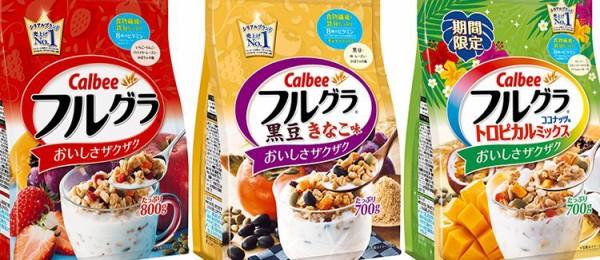 【画像】日本の国民的朝食「フルグラ」が海外で人気爆発!輸出7倍へwwwwwwww