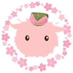 シリーズ 桜餅フェピー のらくろファクトリー