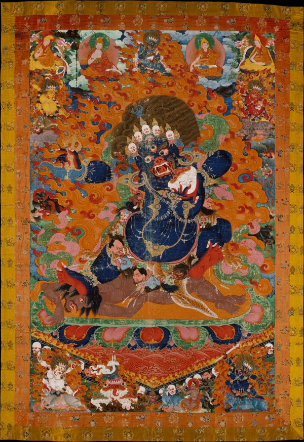 本来の仏教では、人間は死ぬとその大多数が三悪趣(畜生・餓鬼・地獄)に落ちるんだよな…