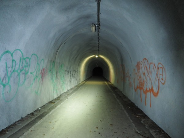 旧 小峰 トンネル