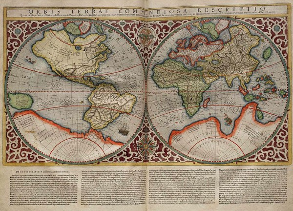 オーパーツ「ピリ・レイスの地図」は南極にあったとされる伝説の大陸 ...