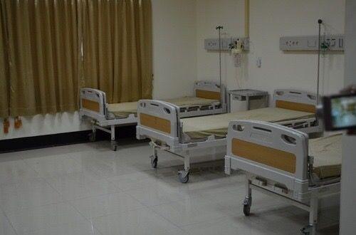 ラオス 小児 病院
