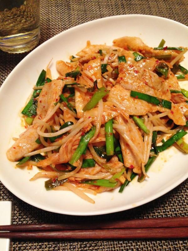 キム 豚 豚キムチの献立に合うメニュー12選!副菜やサラダなどのおかずをご紹介!