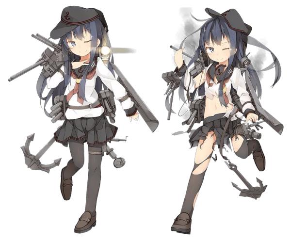 駆逐艦改二