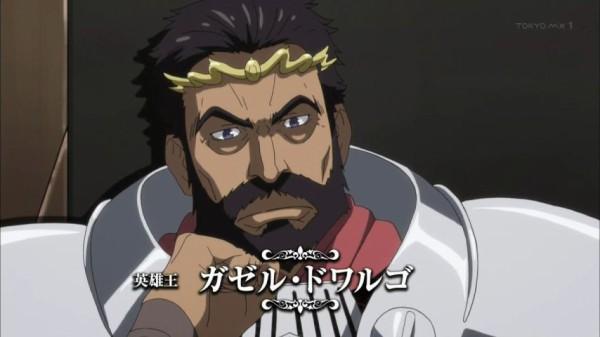 『転生したらスライムだった件』5話感想 英雄王ガゼル・ドワルゴ登場!なかなかの切れ者!