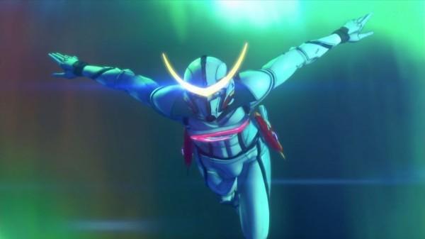 『Infini-T Force』2話感想 キャシャーン登場!健が完全に昭和のおっさん!