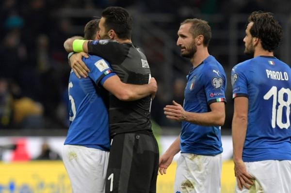 ブッフォンに続きバルツァッリ、デ・ロッシもイタリア代表引退!