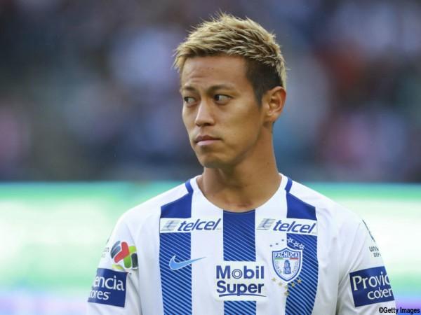 本田圭佑が欧州で移籍できそうなクラブって?