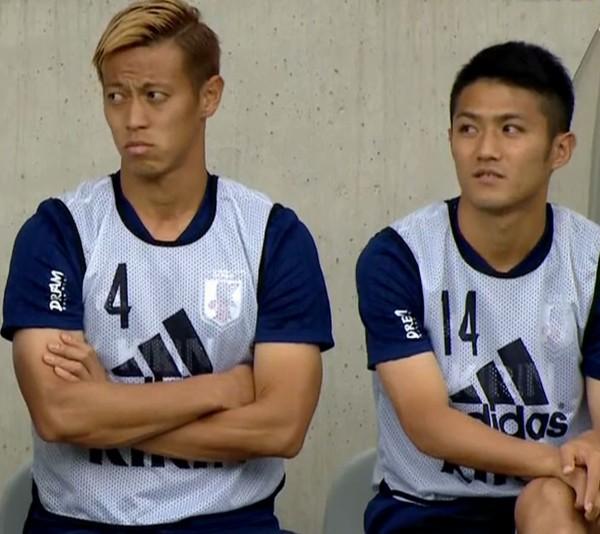 日本代表・本田圭佑、「孤高の存在」から「ムードメーカー」に変身!?