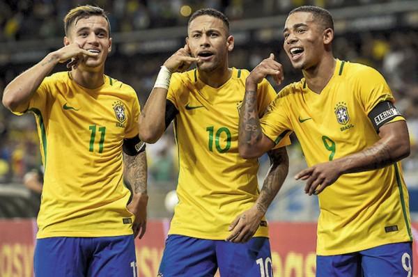 ブラジルってサッカー王国とかいうほどもう強くないよな