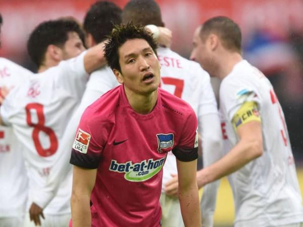 【 画像 】日本代表・原口元気は大丈夫か!?ケルン戦での表情が元気なさすぎ・・・