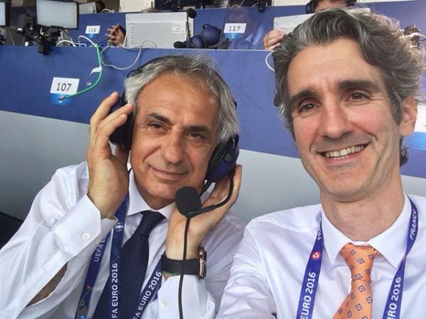 「ハリルホジッチのサッカー頭脳はトルシエ監督よりも上だった」by ダバディ