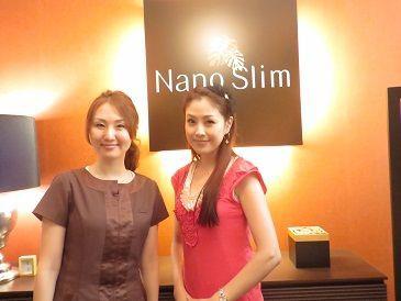 高木広子さん : NanoSlimの美学