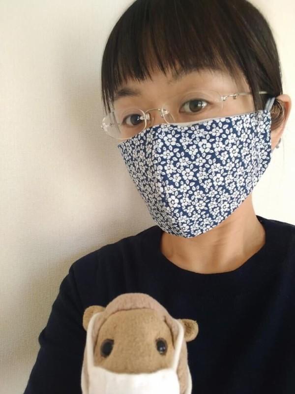 マスク 型紙 無料 ベトナム