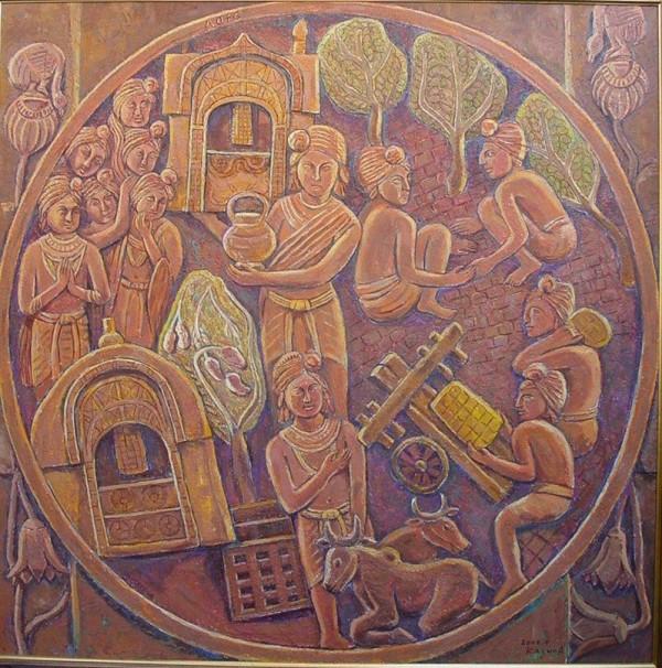 紀元前2世紀の祇園精舎に挑戦 : pitibo2000のブログ