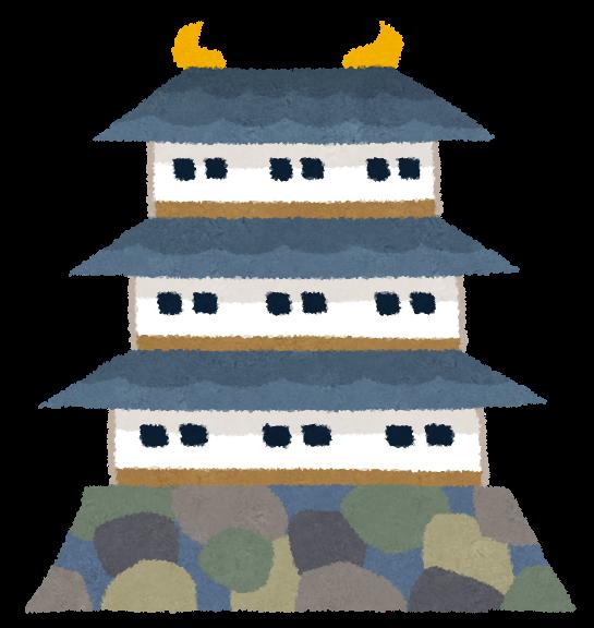石垣しか残ってない城跡の見学者が急増。鉄筋コンクリのインチキ城は時代遅れ