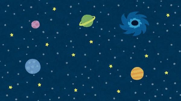 【朗報】宇宙の余命は1400億年以上ある事が判明!wwww
