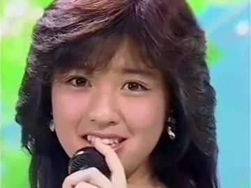 菊池桃子可愛くて優しくて性格良し 昭和のアイドルのエース