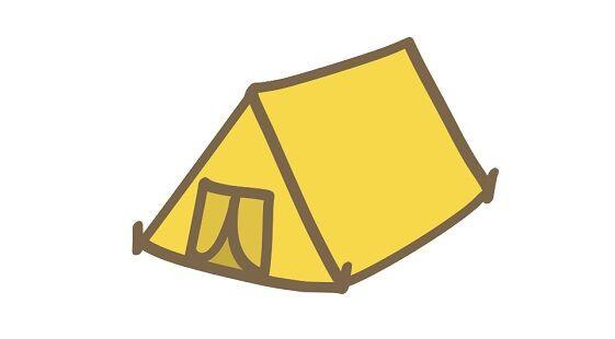 断られた キャンプサイト