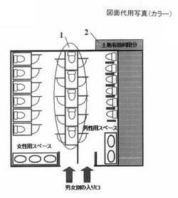 渋谷区がLGBTに考慮して公衆トイレを提案した結果wwxwwxwwxwwx (※画像あり)