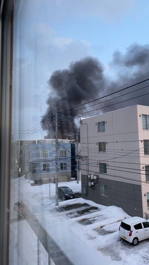 火事どこ札幌