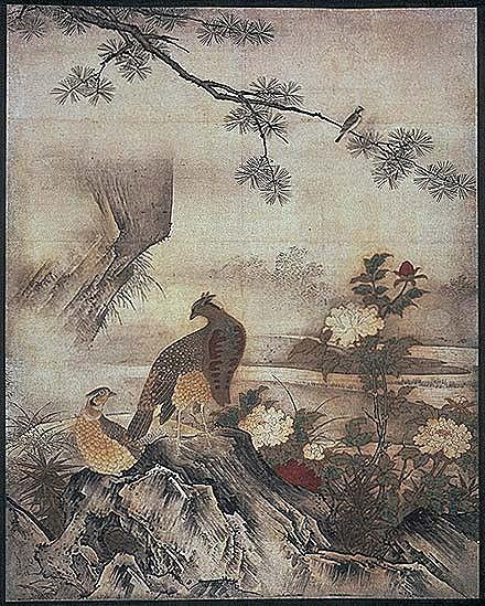 第三十五回 狩野派の大成 〜狩野元信について〜 : 応仁の乱以降の畿内史