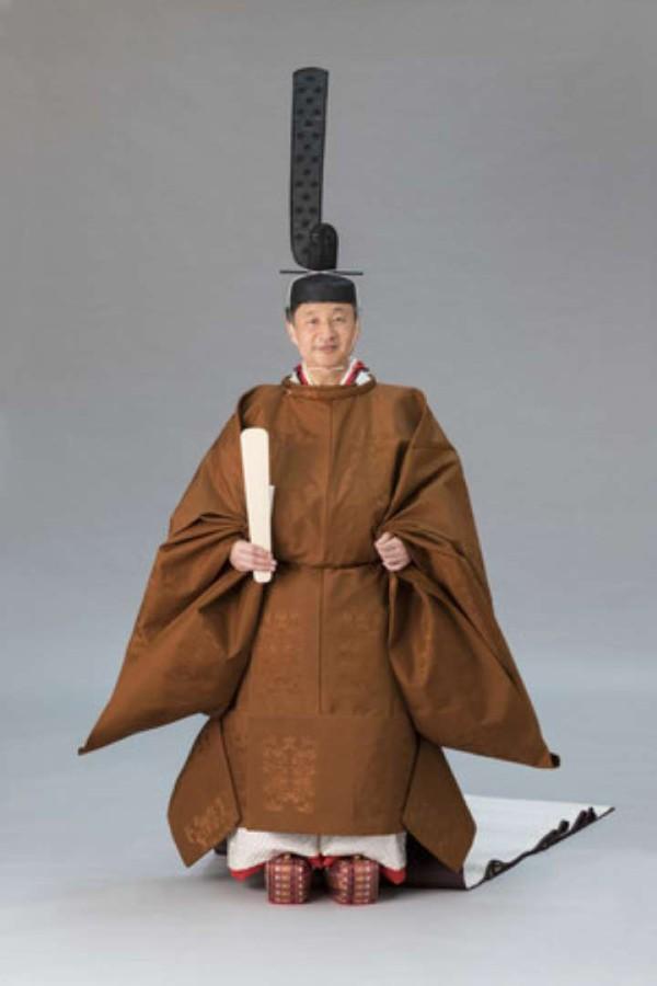 即位礼正殿の儀装束着用の天皇皇后・秋篠宮家の皆様  remmikki