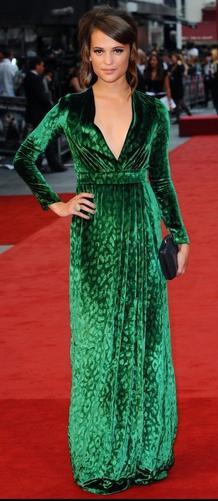 Kate Middleton Alicia Keys Salma Hayek Festival De Robes Vertes Sur Le Red Carpet Persun Fr Vend Des Robes De Mariee
