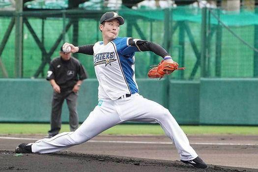 【日ハム】吉田輝星「直球しか投げれる球が無かった…。」