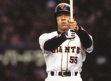 平成自慢の日本人選手 巨人「50本の松井!」SB「三冠王松中!」