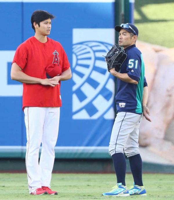 イチロー「サイ・ヤング賞の翌年に本塁打王」「(大谷)翔平にはその才能を磨いて生かす才能がある」