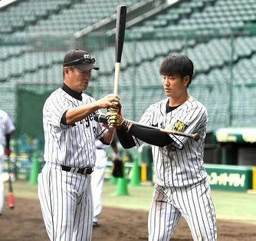 片岡打撃コーチ「今シーズンセカンドゴロというのがあまりなかったように思う。」