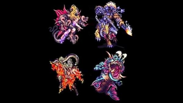 【ロマサガRS】四魔貴族の序列ってどんな感じ??