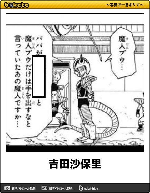 ボケて「吉田沙保里」秀逸ボケ集!  あらなむの暇人ライブラリー