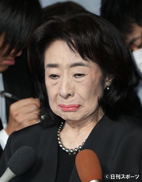 息子 中村 死亡 玉緒