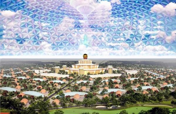 build-light-city-on-entie-earth