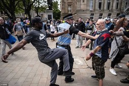 RACIAL-CLASHES