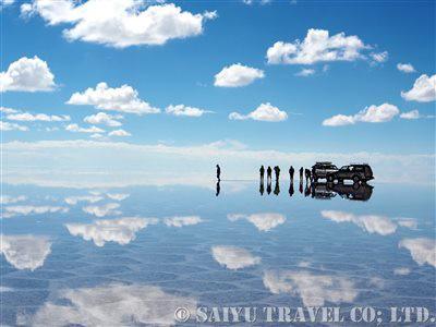 ウユニ 塩 湖 どこ