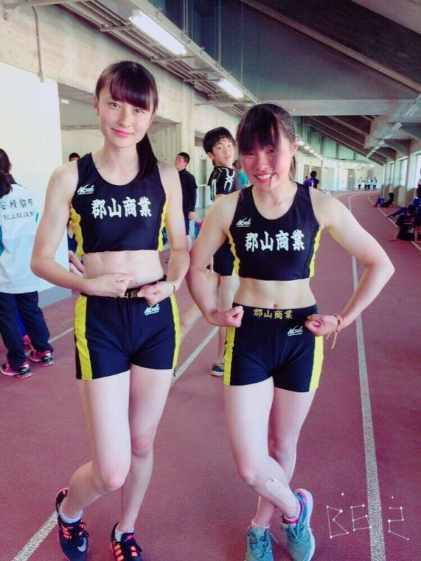 jk 盗撮 マン筋 陸上 - Vippple - FC2