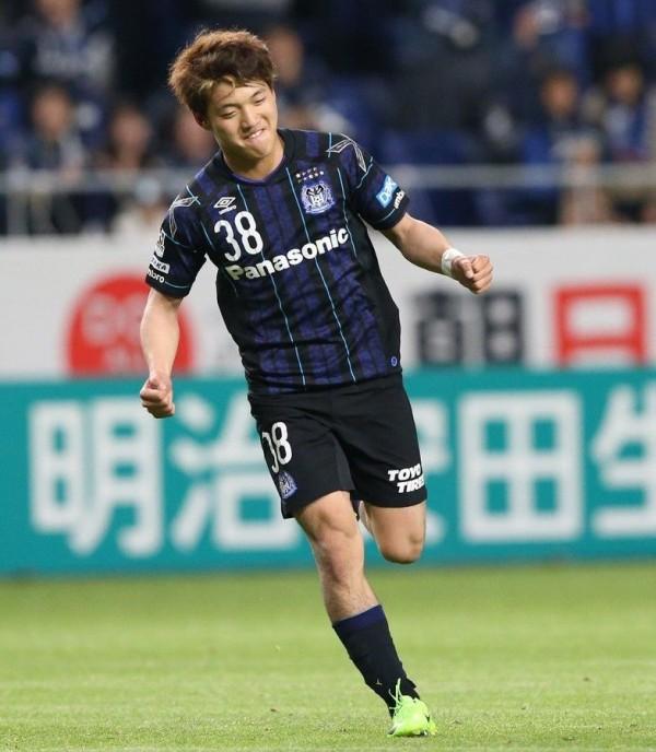 G大阪育ちの堂安、小4でC大阪の入団選考落選していた「大きな挫折だったかも」