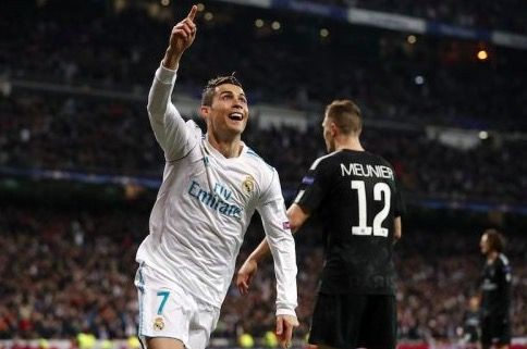 【UEFA-CL】王者レアルがホームでPSGに逆転勝利!C・ロナウド2発&マルセロ弾で突き放す【ラウンド16 1st leg】
