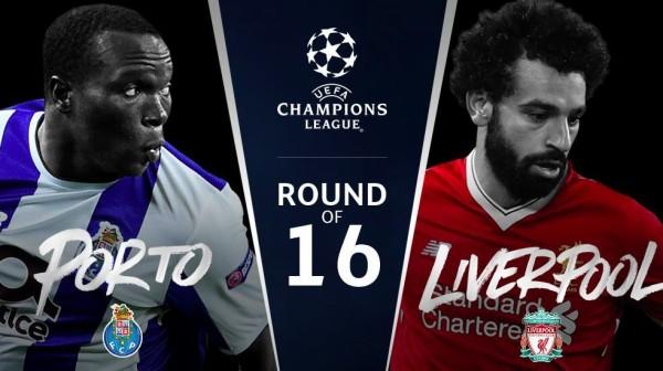 【UEFA-CL】ポルト×リバプール スタメン発表!【ラウンド16 1st leg】