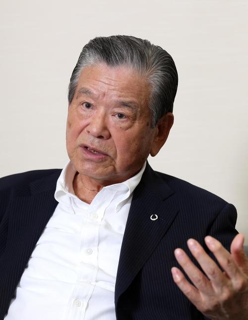 『本田の兼任監督に期待』JFAのドン、川淵氏も本田圭佑の挑戦に太鼓判!