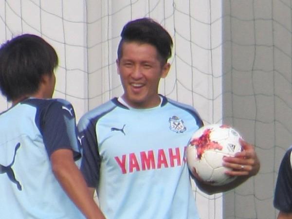 【画像】磐田・小川大貴の気合の入った髪型!こら頑張らなあかんな〜ww