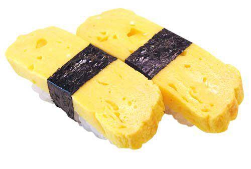 【怖っ】スーパーで買ったお寿司の玉子が暗い所で謎の発光→その原因が判明!気になる毒性のある無しは・・・