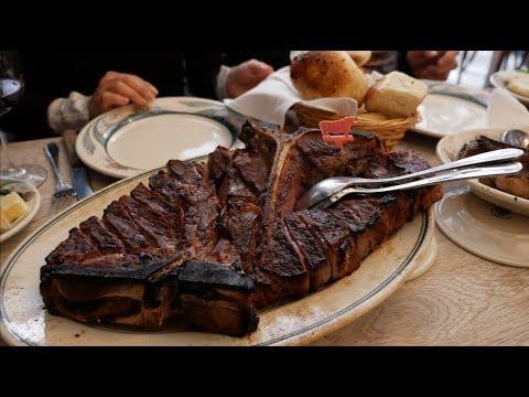 【画像】もうすぐ日本に来るアメリカのステーキ店「ピーター・ルーガー」の肉のボリュームがやばすぎる・・・